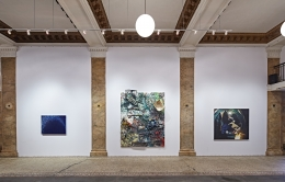 Installation view, First Show Last Show, 190 Bowery, New York, 2015