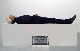Here Died Warhol