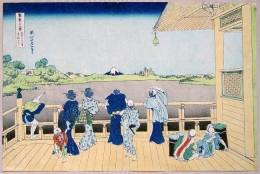 Subject: Turban-Shell Tower, Five-Hundred Rakan Temple; Gohyaku Rakanji Sazaidô