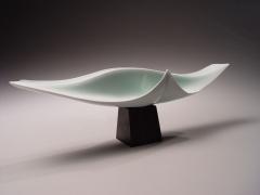 Small celadon sculpture, 2007