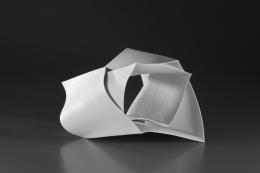 Nagae Shigekazu, Forms in Succession #21, 2010, Japanese modern, contemporary, ceramics, sculpture