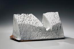 Horizontal sculpture, 2006, Japanese contemporary ceramics, modern, sculpture