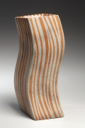 Contorted square columnar vessel, 1999