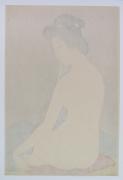 Hashiguchi Goyō (1880-1921), Woman After the Bath