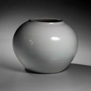 White porcelaintsubo(vessel), 2017