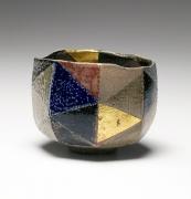 Ajiki Hiro, teabowl, 2012, glazed stoneware, Japanese teaware, Japanese ceramics, Japanese pottery, Japanese clay
