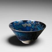 Seto Takemi (b. 1958), Yōhen tenmoku sake cup