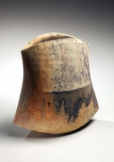 Sekki Kodo #18, Multi-fired stoneware vessel, Japanese contemporary ceramics, modern, sculpture