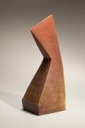 Suzuki Osamu, Japanese glazed stoneware, Japanese sculpture, Horse, sodeisha, 1982