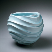 Slightly flattened conical vessel, 2006
