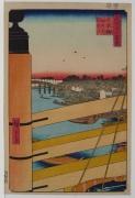 Subject: Nihonbashi Bridge and Edobashi Bridge: Nihonbashi Edobashi