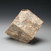 Cube shaped vase, 2009