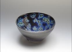 Seto Takemi (b. 1958), Yōhen tenmoku teabowl