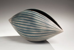Vessel with striped patterning, 2007