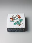 Tomimoto Kenkichi (1886-1963), Iro-esquare covered box