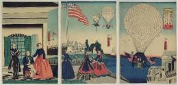 Subject: Amerika-koku; United States of America