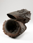 Akiyama Yo, Metavoid, 2011, Unglazed stoneware, Japanese contemporary ceramics, Japanese sculpture