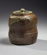 YakishimeShigaraki water jar, ca. 1977