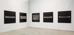 Joseph Kosuth Art Unlimited
