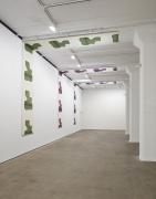 Installation view ofLandon Metz:Asymmetrical Symmetryat Sean Kelly, New York