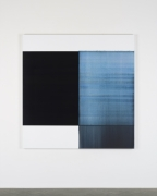 CALLUM INNES Exposed Painting Byzantine Blue, 2018