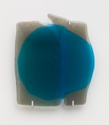 Small Bond No. XL, 2019, fused glass