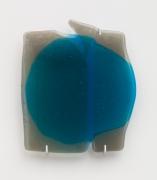 Small Bond No. XL, 2019, fused glass