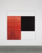 Exposed Painting Crimson Lake, 2018, oil on linen