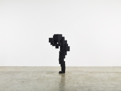 ANTONY GORMLEY CLAMP II, 2014