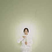 MARINA ABRAMOVIĆ Artist Portrait with a Candle, 2013