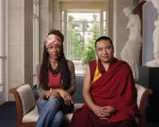 Kali-Aahset Amen and Geshe Ngawang Phende, 2010