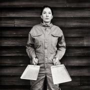 Marina Abramovic, The Cleaner
