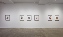 Installation view of Jose Dávila: The Circularity of Desire at Sean Kelly, New York