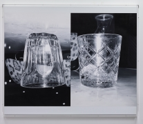 JAMES WHITE Double Glass, 2018