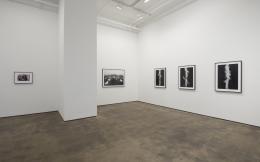 Installation view ofAnthony McCall: Split Secondat Sean Kelly, New York