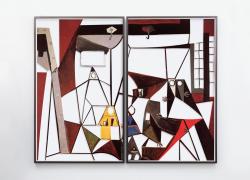 Untitled (Les Ménines), 2020, archival pigment print