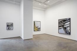 Installation view of Jose Dávila:The Circularity of Desireat Sean Kelly, New York
