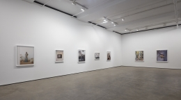 Installation view ofAlec Soth: I Know How Furiously Your Heart Is Beatingat Sean Kelly, New York