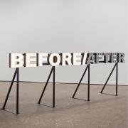 PETER LIVERSIDGE BEFORE/AFTER, 2012