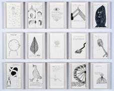 David Shrigley Sean Kelly Gallery