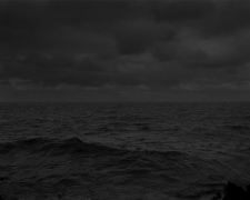 Untitled #25 (Lake Erie and Sky), 2017