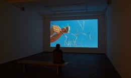 Installation view of Diana Fonseca Quiñones at Sean Kelly, New York