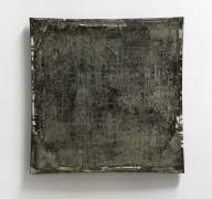 Zheng Wen Gong I鄭文公-1, 2017, oil, lacquer, linen and wood
