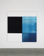 CALLUM INNES Exposed Painting Phthalocyanine Blue, 2018