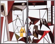 JOSE DAVILA Untitled (Les Ménines), 2020