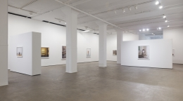 Installation view of Alec Soth: I Know How Furiously Your Heart Is Beating at Sean Kelly, New York