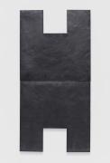 Mary Corse Untitled (Gray Ceramic), 1983