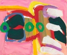 Kiki Kogelnik Untitled, 1960