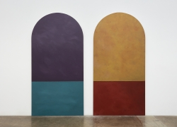 Mary Obering Outside and Inside, 1975