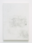 Deanna Thompson, White Cabin Sketch, 2010